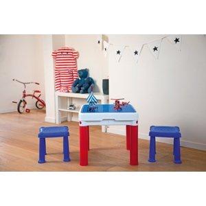Detský hrací stolček CONSTRUCTABLE Keter