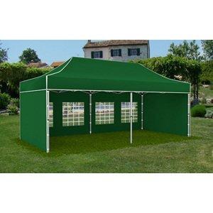 Záhradný stan 3x6m PROFI Zelená