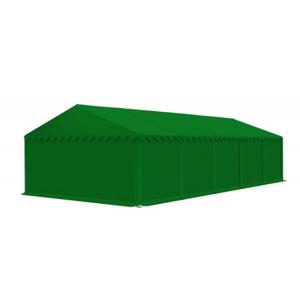 Skladový stan 5x10m EKONOMY Zelená