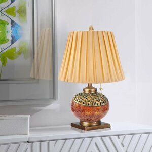 Stolná lampa DH001 Dekorhome