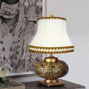 Stolná lampa DH002 Dekorhome