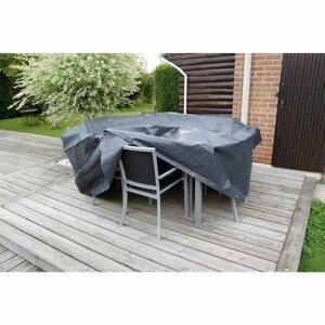 Plachta na záhradný stôl 325x325x90 cm Dekorhome