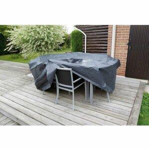 Plachta na záhradný stôl 225x143x90 cm Dekorhome
