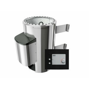 Saunové kachle 3,6 KW s externým ovládačom Dekorhome