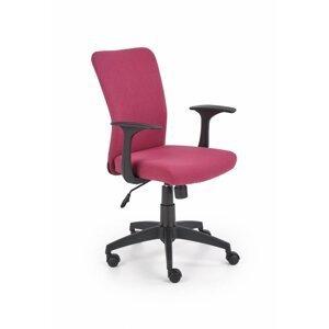 Detská stolička NODY Halmar Ružová
