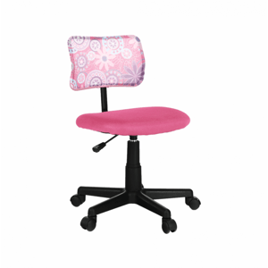 Detská stolička PERCY Tempo Kondela Ružová