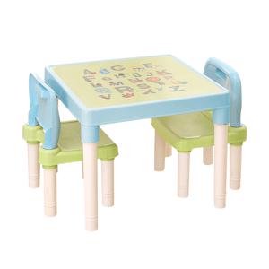 Detský set BALTO 1+2 plast Tempo Kondela Svetlo modrá