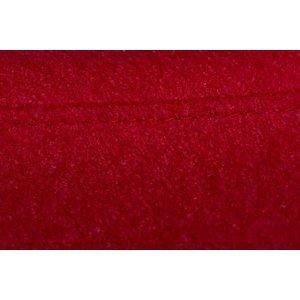 Podnožka Vajcia široká vlna červená JA-2712