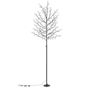 Eshopist Svetelný strom - čerešňové kvety 180 cm s 200 bielimy LED svietidlami (teplé spektrum)