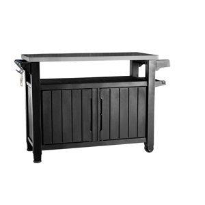 Keter UNITY XL 207L Stôl grafit