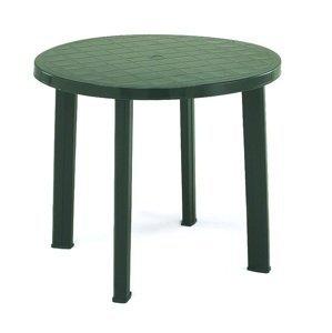ProGarden TONDO stôl - zelený