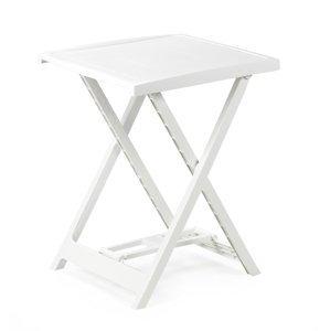 ProGarden ARNO stôl - biely