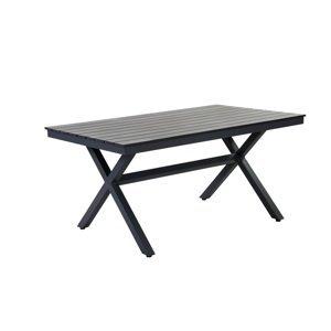 Rojaplast XENA Stôl hliníkový