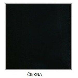 Drewmix Jedálenská stolička ROMA 3 Farba: Čierna