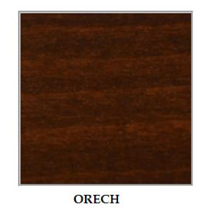 Drewmix Jedálenská stolička ROMA 5 Farba: Orech