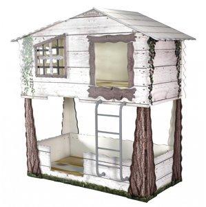 Artplast Detská posteľ - Domček na strome