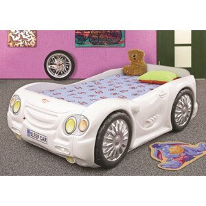 Artplast Detská posteľ SleepCar Farba: Biela