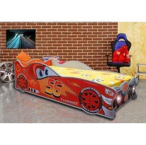 Artplast Detská posteľ ZigZak