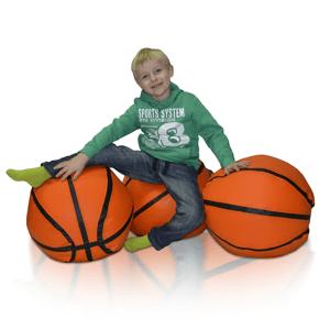 ArtPP Sedací vak Basketball L - PPY-16