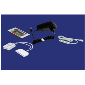 ARTBm TV stolík RTV 189 Kate Prevedenie: LED 100 cm silicon jednofarebné biele