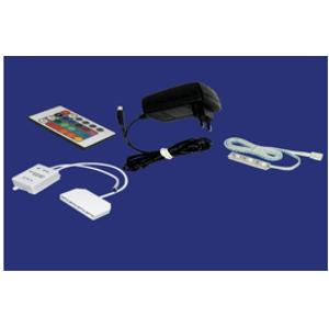 ARTBm TV stolík RTV 189 Kate Prevedenie: LED 90 cm RGB/K silicon - viacfarebné
