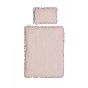 ArtBel Posteľný set Dusty Pink Prevedenie: Veľkosť S