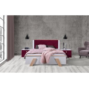 ArtBed Manželská posteľ Arona Prevedenie: 180 x 200 cm