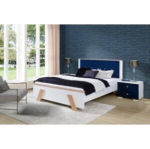 ArtBed Manželská posteľ Alicante Prevedenie: 160 x 200 cm