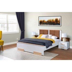 ArtBed Manželská posteľ Vigo Prevedenie: 140 x 200 cm