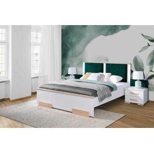 ArtBed Manželská posteľ Zafra Prevedenie: 140 x 200 cm