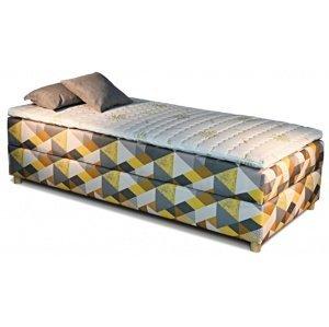New Design  Čalúnená posteľ NOVO Rozmer.: 90 x 200 cm