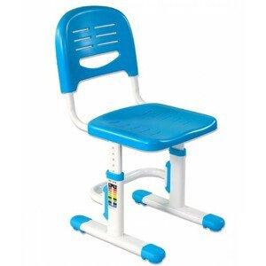 Detská nastaviteľná stolička FUNDESK SST3 Farba: Modrá