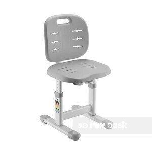 Detská nastaviteľná stolička FUNDESK SST2 Farba: Šedá