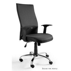 ArtTrO Kancelárska stolička Black on Black