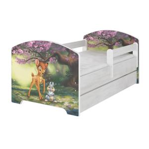 ArtBoo Detská posteľ DISNEY 160 x 80 DISNEY: BAMBI
