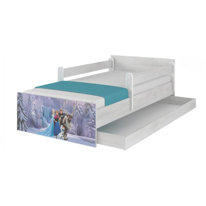 ArtBoo Detská posteľ DISNEY 180 x 90 DISNEY: FROZEN