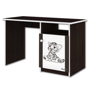 ArtBoo Písací stôl BABY BOO Hnedá: Tigrík
