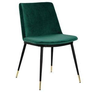 ArtKing Jedálenská stolička DIEGO Farba: Zelená