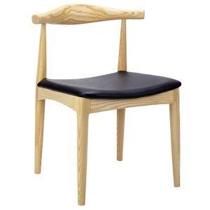 ArtKing Jedálenská stolička ELBOW Farba: svetlá