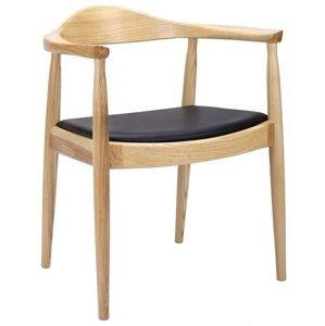 ArtKing Jedálenská stolička KENNEDY Farba: svetlá