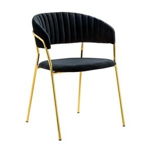 ArtKing Jedálenská stolička MARGO Farba: Čierna