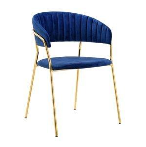 ArtKing Jedálenská stolička MARGO Farba: Modrá