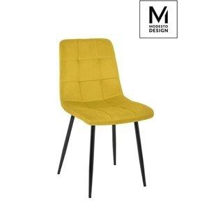 ArtKing Jedálenská stolička CARLO Farba: Horčicová