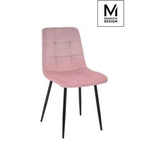 ArtKing Jedálenská stolička CARLO Farba: Ružová