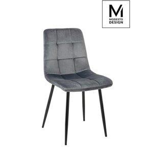ArtKing Jedálenská stolička CARLO Farba: Sivá