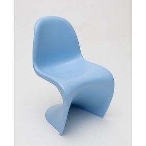 ArtD Detská stolička Balance Junior inšpirovaná Panton Junior Farba: Modrá