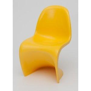 ArtD Detská stolička Balance Junior inšpirovaná Panton Junior Farba: Žltá