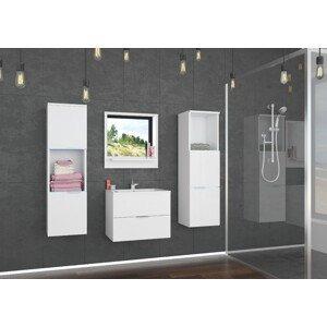 ArtAdr Kúpeľňová zostava Lauro biela