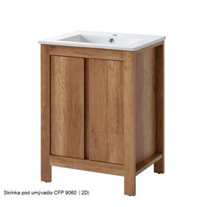 ArtCom Kúpelňová skrinka pod umývadlo CLASSIC 820