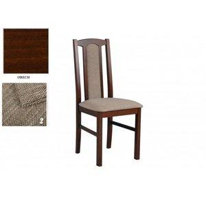 ArtElb Jedálenská stolička BOSS 7 orech/ 2